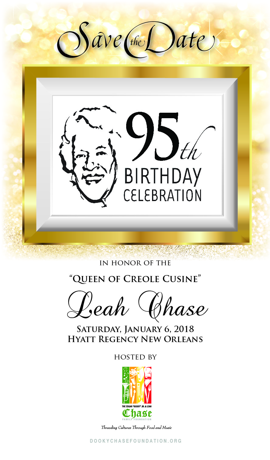 Leah Chase Save Date 95th-01